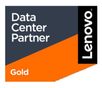 Компании «СОНЕТ» присвоен статус Lenovo Data Center Gold Partner