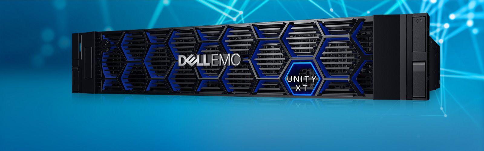 Унифицированная система хранения Dell EMC Unity XT All-Flash